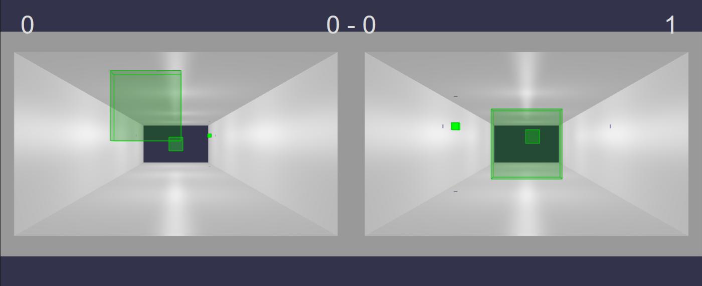 Splitscreen multiplayer with gamepads